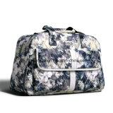 Sac imperméable à l'eau de course de week-end de vente chaude, sac extérieur personnalisé de bagage, sac à provisions pratique d'emballage avec la courroie d'épaule