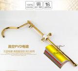 2016 Новый дизайн Керамическая двойная ручка Zf-603-1 античная латунь душ дождь Набор