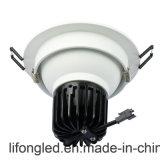 Wir richten nur auf PFEILER LED Downlight 3 Zoll 12W vertiefte Dimmable Lichter