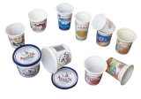 CER Plastikcup, Maschine Thermoforming Zeile produzierend
