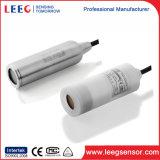 Transmissor de nível de líquido analógico submersível 4-20mA para águas residuais / água do mar