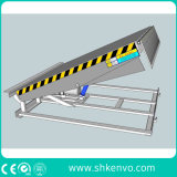 Het stationaire Automatische Pakhuis bevestigde de Regelbare Plaat van het Dok voor de Baai van de Lading