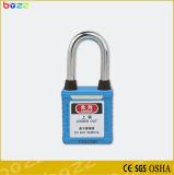 Padlock безопасности стальной сережки Bd-G01dp пылезащитный