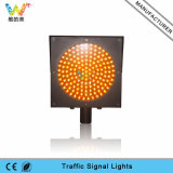 indicatore luminoso d'avvertimento del lampeggiatore di 300mm di traffico giallo del segnale 300mm