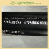 """Embout de durites hydraulique spiralé de fil (EN856-4SP-2 """")"""