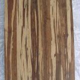 Uso de interior tejido hilo elegante del entarimado de bambú del aspecto