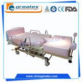 Кровать Ldr, кровати поставки стационара Ldr многофункциональной электрической акушерский ставит на обсуждение