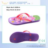 Printed Cartoon Lovely Women Ladies PE Flip Flops
