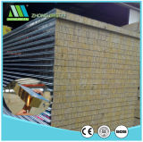 50mm feuerfestes Stahlfelsen-Wolle-Zwischenlage-Panel für Wand