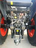 De nieuwe Tractor van het Wiel 90HP met Dieselmotor van Type Kubota (OX904)