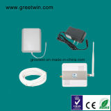 15dBm Dcs 1800MHzのセルシグナルの中継器の無線電話ブスターか移動式シグナルのアンプ(GW-X1)