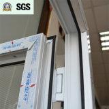 불안정한 자물쇠 K02051를 가진 백색 색깔 UPVC 단면도 여닫이 창 Windows