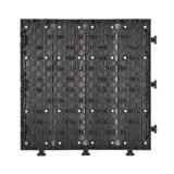 Bois de luxe en Plastique Vinyle Composite Decking de planches de plein air les carreaux de revêtement de sol