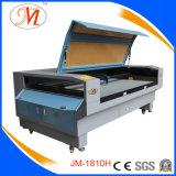 Tuch-Laser-Ausschnitt-Maschine in der Textilindustrie (JM-1810H)