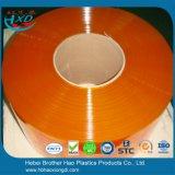 Broodjes van het Gordijn van de Deur van de Strook van het Lassen van pvc van Hao van de broer de Vlotte Rode Vinyl Plastic