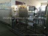 Parte superior do equipamento de tratamento de água totalmente automática com marcação CE