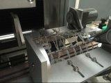 두 배 맨 위 수축 소매 레테르를 붙이는 기계 (PVC 물자)