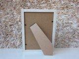 Marco de madera maciza de fotos digital para EE.UU.