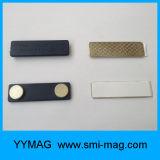 Parte traseira magnética do ímã dos emblemas magnéticos do Neodymium dos grampos para o emblema conhecido