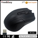 Moyenne Taille 6D Computer 2.4G Wireless Optical Mouse