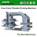 Machine à imprimer quatre couleurs, 4 machine à imprimer Flexo