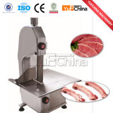 L'os de viande d'acier inoxydable a vu la machine