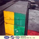 Los productos de acero 1.2083/420/S136 de la placa de acero de molde de plástico
