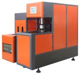 Máquina que moldea de 4 cavidades del animal doméstico del soplo semiautomático de la botella