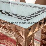좋은 품질 스테인리스 거실 높은 다리 바 테이블