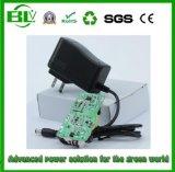 Ajustage de précision de pouvoir d'adaptateur intelligent d'AC/DC pour la batterie au sujet du chargeur de la batterie 12.6V1a