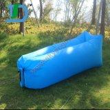 単一の管によって空気満たされるお手玉の膨脹可能なソファーの、屋内及び屋外のスリープの状態であるLoungerのソファー