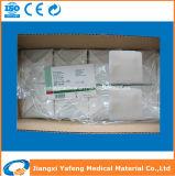 Tampone non sterile 7.5cmx7.5cm della garza di vendita calda