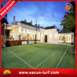 Het Chinese Gras van uitstekende kwaliteit van de Sport van het Gras van de Tennisbaan Kunstmatige