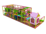 2016 Mais recentes Kids Candy Series Sports Indoor Playground