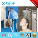 El panel vendedor caliente de la ducha del acero inoxidable de la función tres (BF-W015)