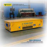 Chariot ferroviaire électrique à atelier mécanique d'instrument