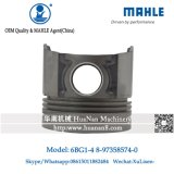 Mahle 6bg1 4 Ring Tipo 8-97358574-0 Pistão
