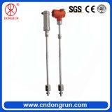 Sensore magnetostrittivo del livello d'acqua di esattezza 0.001mm di uso di industria Drcm-99 alto per il livello di olio