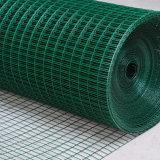 С покрытием из ПВХ сварной проволочной сетки на продажу
