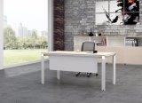Weißer kundenspezifischer Metallstahlbüropersonal-Schreibtisch-Rahmen mit Ht08-1