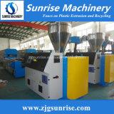 Ventana de PVC de plástico y Puerta del perfil de extrusión de producción de la máquina Línea
