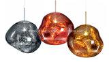 Novo Design de ferro acrílico Pedra da Lâmpada de Iluminação do tipo pendente