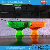 P5.95 schermo locativo curvo registrabile di colore completo LED per esterno