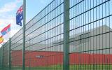 경계 벽 직접 공장을%s 가진 안전에 의하여 용접되는 두 배 868 철망사 담