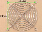 Malla de alambre galvanizado eléctrico tapa ventilador