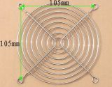 Cubierta de ventilador eléctrica del acoplamiento de alambre