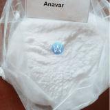 Ciclo orale dell'iniezione della polvere steroide grezza bianca di Anadrols 50
