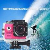 Камера крайности HD водоустойчивой полной камеры спорта HD 1080P миниая