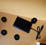 El External DIY del sistema del monitor de la presión de neumático del sistema TPMS del IOS del iPhone del soporte instala