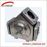 Wenzhou acero inoxidable Válvula Deverter Plug